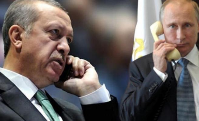 Cumhurbaşkanı Erdoğan, Putin ile neler görüştü?