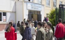 Mudanya'da öğretmene şiddet!