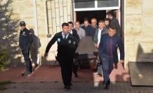 Osmangazi Üniversitesi'ndeki cenazeler kaldırıldı