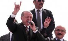 Cumhurbaşkanı Erdoğan'dan bozkurt işareti ve NATO çağrısı