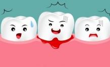 Diş eti kanamalarının sebebi nedir? Hafife almayın!