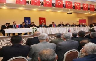 Bursa'da 2018 'Yol yılı' ilan edildi