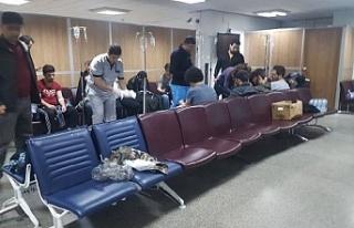 Son dakika! Bursa'da 150 öğrenci hastanelik oldu
