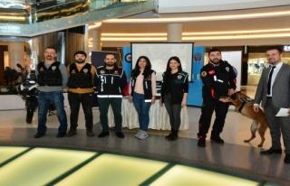 Bursa'da 'Narko-Nokta' projesi başaldı