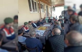 Bursa'da Belediye ve Jandarmanın örnek çalışması