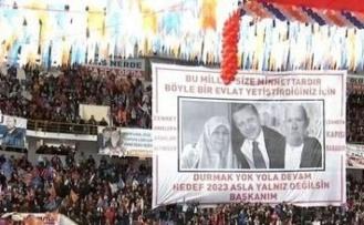 Trabzon'da Cumhurbaşkanı Erdoğan'ı duygulandıran kareografi