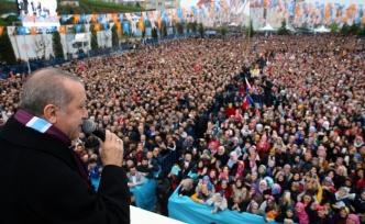 Cumhurbaşkanı Erdoğan açıkladı, Sincar ve Tel Rıfat'ta listeye girdi