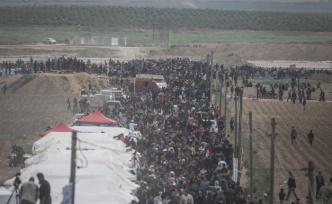 Gazze'de şehit sayısı 15'e yükseldi, bin 400 yaralı var