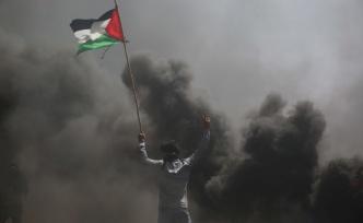 Gazze semalarında özgürlük çığlıkları