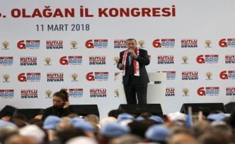 Cumhurbaşkanı Erdoğan: 'Önce ben yol çıkarım'