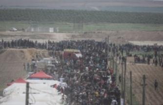 Gazze'de şehit sayısı 10'a yükseldi, 55 yaralı var