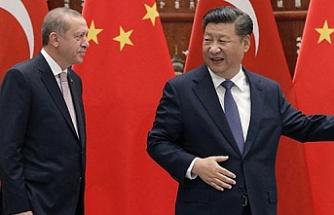 Cumhurbaşkanı Erdoğan'ın Çin Devlet Başkanı ile kritik telefon görüşmesi