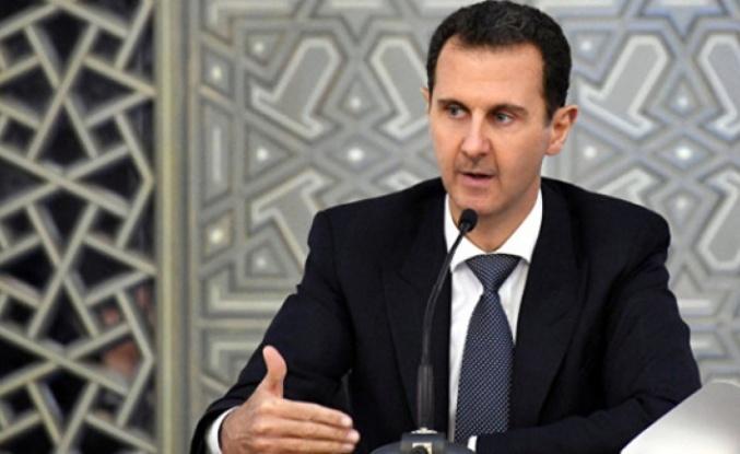 Esad'dan ilk açıklama geldi!