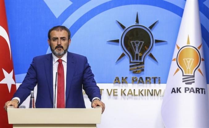 """Mahir Ünal: 'Kılıçdaroğlu'nun histeri krizlerinden usandık"""""""