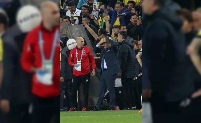 Olaylı derbinin ardından Fenerbahçe'yi bekleyen ceza ihtimalleri