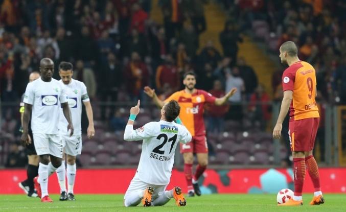 Türkiye Kupası'nda beklenmedik veda, beklenmeyen final