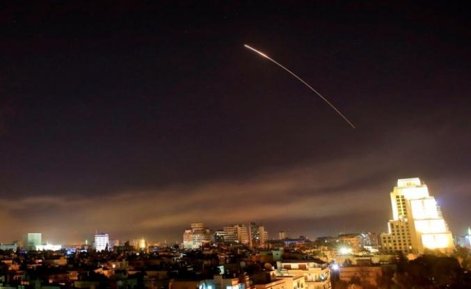 Üçlü ittifak Suriye'yi vurdu! Bölgede son durum...