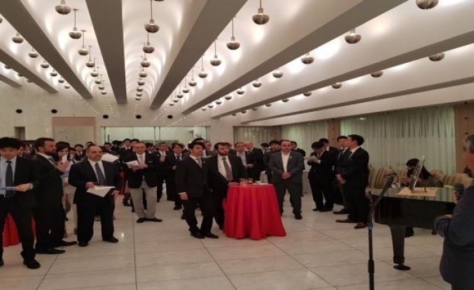 Japonya'da ilk Türk tavuğu