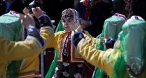 Nevruz Bayramı kutlanıyor