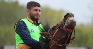 Bursa'da Rahvan atları nefes kesti