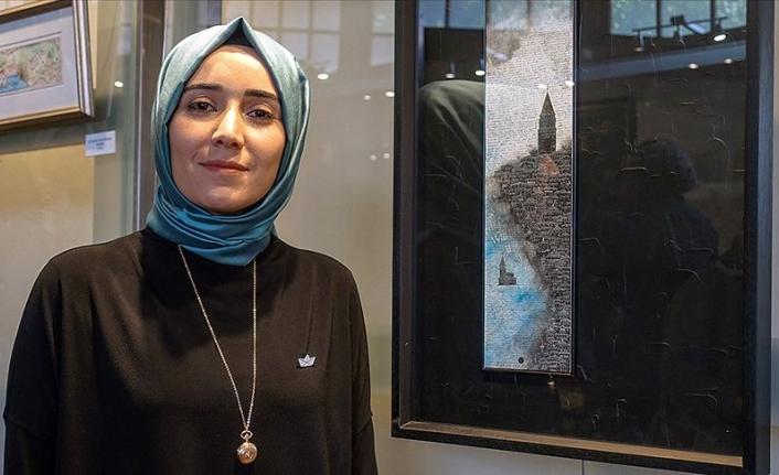 'Cüret' isimli minyatür sergisi sanatseverlerle buluştu