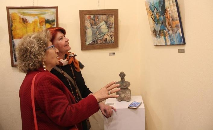 İzmir'de 22 sanatçı 22 eser