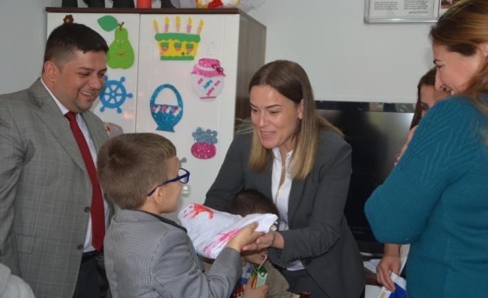 Serintürk'ten özel öğrencilere ziyaret