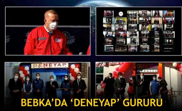 BEBKA'DA 'DENEYAP' GURURU