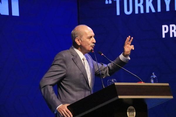 AK Parti'li Kurtulmuş: Üniversitelerin kalitesinin yükselmesi ana hedefimiz