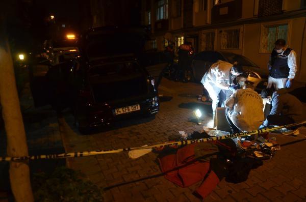 Avcılar'da polise ateş edilen otomobile detaylı inceleme