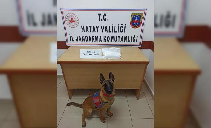 Hatay'da uyuşturucu operasyonu; 2 tutuklama