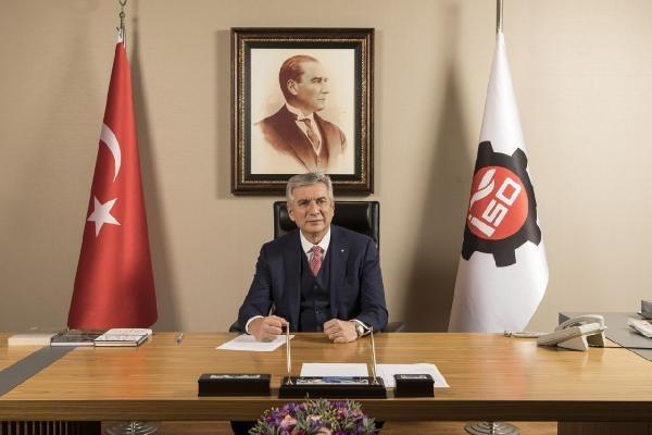 İSO Başkanı Bahçıvan: Sanayinin yeşili ve çevreyi seçmekten başka şansı yok