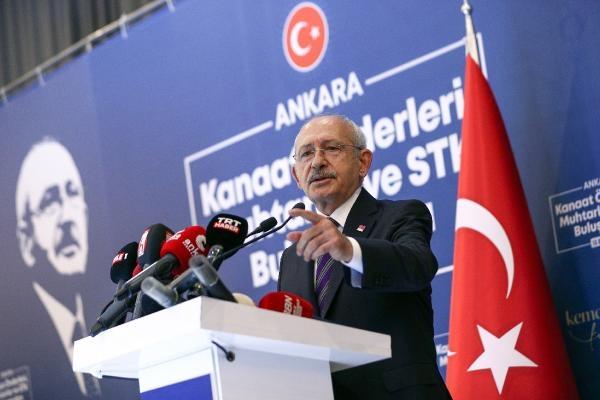 Kılıçdaroğlu: Düşünce özgürlüğünü savunacağız