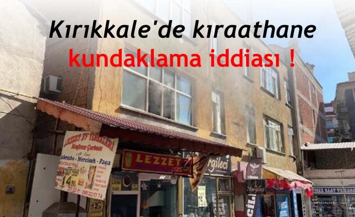 Kırıkkale'de kıraathane kundaklama iddiasına 3 gözaltı