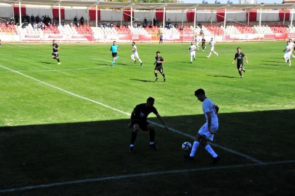 Nevşehir Belediyespor-Sancaktepe FK: 4-0