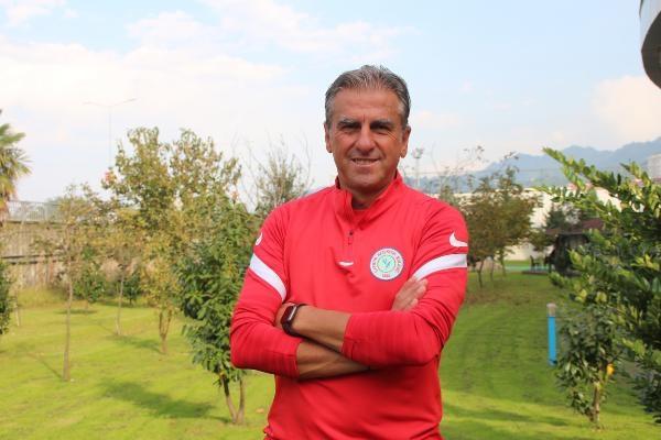 (ÖZEL) Hamza Hamzaoğlu: Ligi istediğimiz yerde bitireceğiz