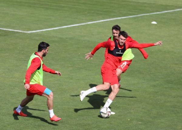 Sivasspor'da Antalyaspor maçı hazırlıkları sürüyor