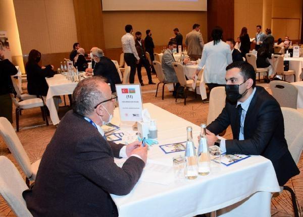 TİM 19 ay sonra ilk fiziki ticaret heyetini Azerbaycan'a düzenledi