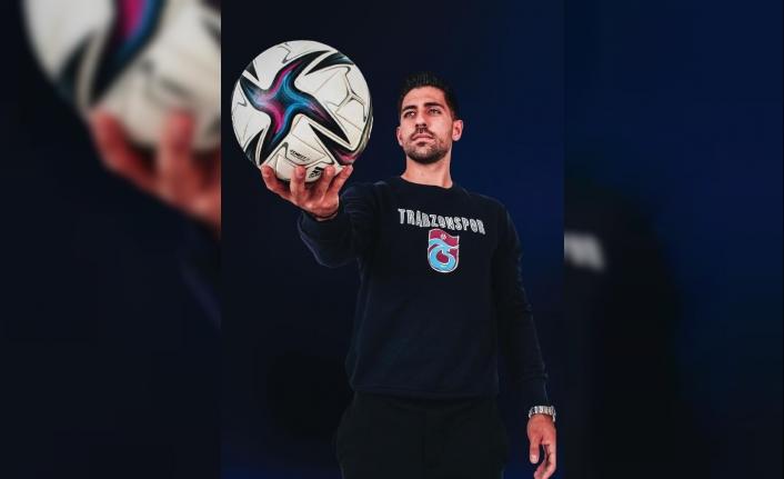 Trabzonsporlu Bakasetas: Sezon sonunda hep beraber mutlu olmak istiyoruz