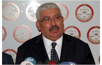 MHP'li Yalçın: CHP, uluslararası aktörlerin taşeronlarına kol kanat germekte