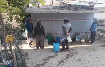 Büyükorhan  Köylüleri  Suya  Hasret