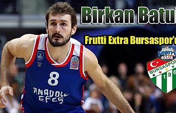 Frutti Extra Bursaspor, Birkan Batuk'u transfer etti