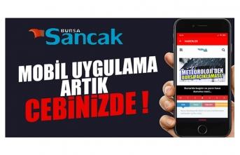 Bursa Sancak Gazetesi artık cebinizde !