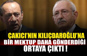 Çakıcı'nın Kılıçdaroğlu'na bir mektup daha yolladığı ortaya çıktı !