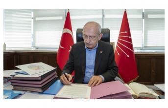 CHP Genel Başkanı Kılıçdaroğlu Tıp Bayramı'nı kutladı