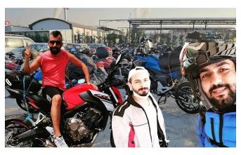 Bursa'da iki arkadaş, virajda motosikletleriyle kaza yaptı: 1 ölü, 1 yaralı