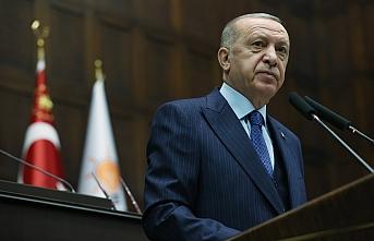 Cumhurbaşkanı Erdoğan: HDP, bu hanımefendiyi veto etmiştir