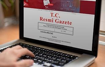 Üç üniversiteye yapılan rektör ataması Resmi Gazete'de