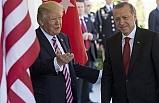 Cumhurbaşkanı Erdoğan ile Trump'tan sürpriz görüşme