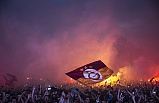 Türkiye'nin her yerinde Galatasaray kutlamaları